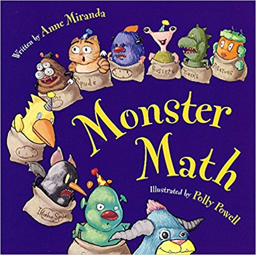 Subtraction Read Aloud: Monster Math