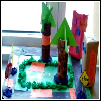 Math Project: Shape Neighborhood