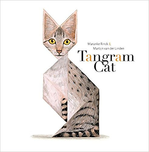 Geometry Read Aloud: Tangram Cat