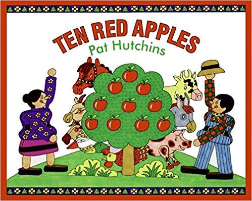 Subtraction Read Aloud: Ten Red Apples