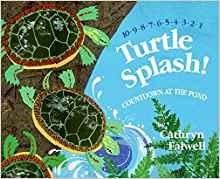 Subtraction Read Aloud: Turtle Splash!