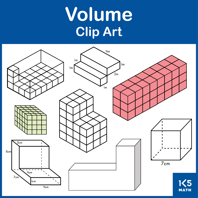 Volume Clip Art