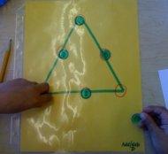 Magic Triangle Math Puzzles