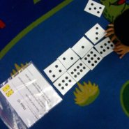 Math Center Activity: Make 1
